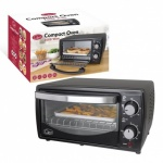 **** 9L Compact Oven - 1000w