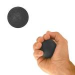 Hand & Wrist Gel Ball - Black Firm Resistance