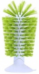 GREEN/WHITE GLASS WASH BRUSH