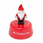 FATHER CHRISTMAS KITCHEN TIMER