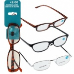 READING GLASSES +2.00