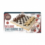 Deluxe 3 In 1 Game Set