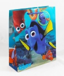 DISNEY PIXAR FINDING DORY LARGE BAG