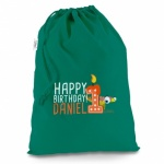 BIRTHDAY DINOSAUR XLARGE BAG