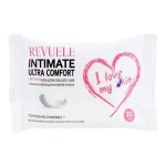 Revuele I Love My Skin Intimate Ultra Comfort Wet Wipes For Ultra Delicate Care