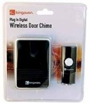 Kingavon Plug In Digital Wireless Door Chime (36 Melodies)