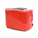 Kitchen Perfected 2 Slice Toaster - Red