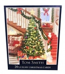 Tom Smith Luxury Christmas Cards 24 Pack