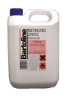 Bartoline M/Methylated Spirit 5Ltr