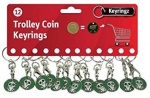 Trolley Coin Panda - Pack of 12