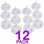 12pk Socket Safety Covers