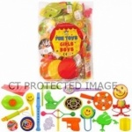 TOY BAG of 20 ASTD TRADE