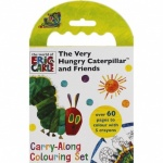 Eric Carle - Carry Along Colouring Set