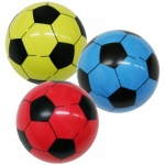 Soccer Special 220mm Football (Red, Blue, Yellow Assorted) Inflated