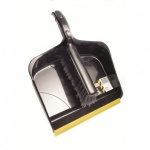 jumbo bulldozer dustpan & brush set