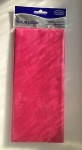 County Acid Free Tissue Paper 5 sheets 50 x 75cm - Cerise