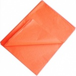 County Acid Free Tissue Paper 5 sheets 50 x 75cm - Orange