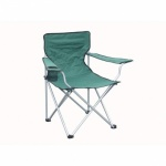 Blackspur CANVAS CHAIR WITH ARMS - GREEN