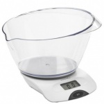 Hanson Terrallion H898 5kg plastic scale with LCD screen with Add & Weigh Function + 2L bowl