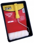 Rodo Fit For Job 9'' MASONRY ROLLER SET