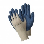 Bamboo Glove (M) Blue