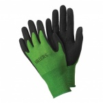 Bamboo Glove (M) Green and Black