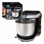 3 Litre Stand Mixer - 6 Speed - Black