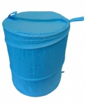 Blue Canyon Pop Hamper - Blue Polyester