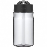 Thermos GTB Eastman Tritan Hydration Bottle with Straw 355ml Clear
