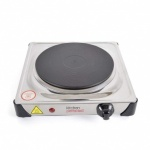 Kitchen Perfected 1500W Single Hotplate Stainless Steel