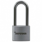 SQUIRE 40mm Aluminium Padlock Long Shackle Branded Defender