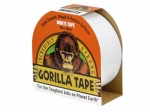 Gorilla Tape 10m x 48mm White All Weather Tough Tape
