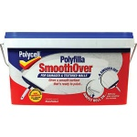 Polycell Polyfilla Smoothover For Damaged & Textured Walls 5L