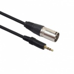 3.5mm Stereo Jack to 3.5mm Stereo Jack Cable 3mtrs.