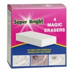 Superbright Magic Eraser pkt 4
