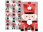10 PORTRAIT NUTCRACKER CARDS