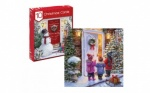 10 SQUARE FRONT DOOR SCENE CARDS