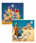 10 SQUARE CONTEMPORARY RELIGIOUS CARDS