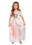 D/UP CHILD ZOMBIE DAUGHTER SMALL 4-6 YR