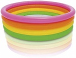 4-RING SUNSET GLOW POOL 66'' x 18'' I