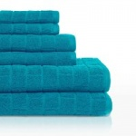 premier  collection hand towel SEA GREEN