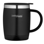 ThermoCafe Soft Touch Desk Mug DF1010 Black 450ml