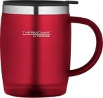 ThermoCafe Soft Touch Desk Mug DF1010 Red 450ml