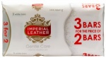 Imperial Leather Soap 3x100gm Gentle (3 for 2 PACKAGING)