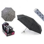 Black and White prints umbrella
