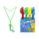 BUBBLE SWORD (4 ASSORTED COLOURS)