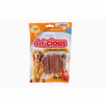 DELICIOUS CHICKEN RIBS MUNCHY DOG TREATS (WP799)