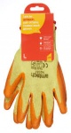 Latex Palm Coated Gloves Large (Size:9) (N2351)