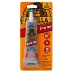 GORILLA CONTACT ADHESIVE CLEAR 75G (21440001)