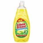 151  ELBOW GREASE WASHING UP LIQUID 740ML
